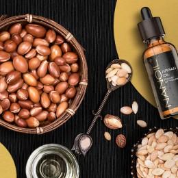 Największy konkurent oleju lnianego – olejek arganowy Nanoil